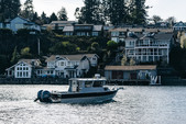 24 ft. Hewescraft by Hewes Marine 240 Pacific Explorer Cuddy Cabin Boat Rental Seattle-Puget Sound Image 2