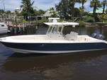 32 ft. Edgewater Powerboats 318 CC w/2-F250 Yamaha Center Console Boat Rental Miami Image 2