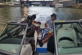 18 ft. Monterey Boats 180FS Bow Rider Boat Rental Chicago Image 12