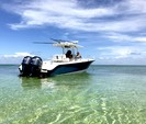 32 ft. Edgewater Powerboats 318 CC w/2-F250 Yamaha Center Console Boat Rental Miami Image 5