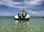 32 ft. Edgewater Powerboats 318 CC w/2-F250 Yamaha Center Console Boat Rental Miami Image 6