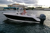 24 ft. Robalo 240 CC W/2-F150XA Center Console Boat Rental West Palm Beach  Image 8