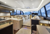 60 ft. Prestige 560 Flybridge Flybridge Boat Rental Washington DC Image 1