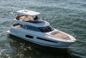 60 ft. Prestige 560 Flybridge Flybridge Boat Rental Washington DC Image 5
