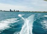 29 ft. Bayliner 3055 Sunbridge LX Motor Yacht Boat Rental Chicago Image 1