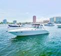 45 ft. Sea Ray Boats 400 Sundancer Cruiser Boat Rental Miami Image 2