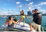 45 ft. Sea Ray Boats 400 Sundancer Cruiser Boat Rental Miami Image 3