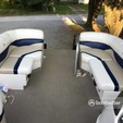 20 ft. SunCatcher/G3 Boats PB20 Cruise w/70TLR Pontoon Boat Rental Rest of Northeast Image 2