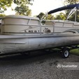 20 ft. SunCatcher/G3 Boats PB20 Cruise w/70TLR Pontoon Boat Rental Rest of Northeast Image 5