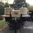 20 ft. SunCatcher/G3 Boats PB20 Cruise w/70TLR Pontoon Boat Rental Rest of Northeast Image 6