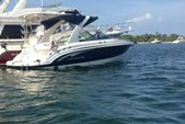 26 ft. Chaparral Boats 256 SSX Sport Deck Bow Rider Boat Rental Miami Image 2