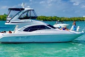 46 ft. Sea Ray Boats 44 Sedan Bridge Motor Yacht Boat Rental Miami Image 1