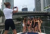 38 ft. Sea Ray Boats 380 Sundancer IB Cruiser Boat Rental Miami Image 30