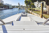 44 ft. Sea Ray Boats 440 Express Bridge Cruiser Boat Rental Miami Image 4