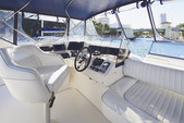 44 ft. Sea Ray Boats 440 Express Bridge Cruiser Boat Rental Miami Image 5
