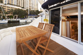 44 ft. Sea Ray Boats 440 Express Bridge Cruiser Boat Rental Miami Image 11