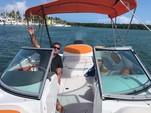 26 ft. Azure by Bennington AZ 260 Cruiser Boat Rental Miami Image 1