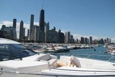 34 ft. Sea Ray Boats 310 Sundancer Cuddy Cabin Boat Rental Chicago Image 9
