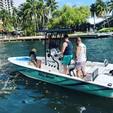 22 ft. Key Largo by Caravelle Bay Boat Cruiser Boat Rental Miami Image 15