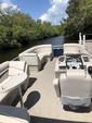 22 ft. Bennington Marine 21SLX Pontoon Boat Rental Fort Myers Image 1