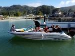 18 ft. Sea Ray Boats 175 Closed Bow  Bow Rider Boat Rental San Francisco Image 4