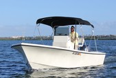 22 ft. Parker Marine 2120 SC W/F200HP Center Console Boat Rental The Keys Image 1