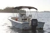 22 ft. Parker Marine 2120 SC W/F200HP Center Console Boat Rental The Keys Image 2