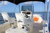 22 ft. Parker Marine 2120 SC W/F200HP Center Console Boat Rental The Keys Image 7