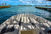18 ft. Bayliner Element XL 4-S Mercury  Deck Boat Boat Rental Miami Image 9