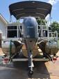 22 ft. Bennington Marine 21SLX SPS Tri-Toon Pontoon Boat Rental Atlanta Image 2