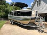 22 ft. Bennington Marine 21SLX SPS Tri-Toon Pontoon Boat Rental Atlanta Image 5