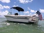22 ft. Grady-White Boats 223 Tournament Bow Rider Boat Rental The Keys Image 2