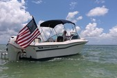 22 ft. Grady-White Boats 223 Tournament Bow Rider Boat Rental The Keys Image 1
