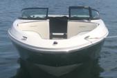 19 ft. Sea Ray Boats 190 Sport BR  Bow Rider Boat Rental Miami Image 4