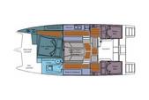 34 ft. Performance Cruising Gemini 105MC Catamaran Boat Rental Los Angeles Image 2