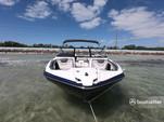 21 ft. Yamaha 212X  Jet Boat Boat Rental The Keys Image 6