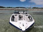21 ft. Yamaha 212X  Jet Boat Boat Rental The Keys Image 7