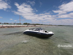 21 ft. Yamaha 212X  Jet Boat Boat Rental The Keys Image 8