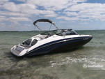 21 ft. Yamaha 212X  Jet Boat Boat Rental The Keys Image 11