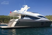 78 ft. Numarine 78' Flybridge Flybridge Boat Rental Miami Image 1