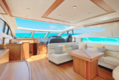 82 ft. Predator Yachts Sunseeker Cruiser Boat Rental Miami Image 7