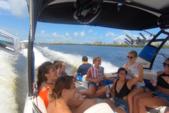 24 ft. Chaparral Boats 2430 Vortex Jet Boat Boat Rental Daytona Beach  Image 5
