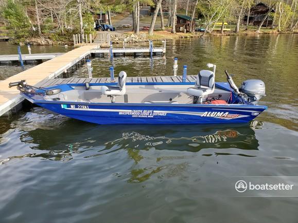 Alumacraft Boats Crappie Deluxe