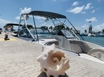 23 ft. Yamaha AR230 High Output  Cruiser Boat Rental Miami Image 5
