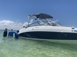 23 ft. Yamaha AR230 High Output  Cruiser Boat Rental Miami Image 6