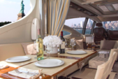 68 ft. Azimut Yachts 74 Solar Cruiser Boat Rental New York Image 8