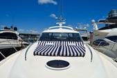 65 ft. princess V65 Express Cruiser Boat Rental Miami Image 16
