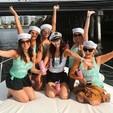 27 ft. Sea Ray Boats 270 Sundeck w/250XL Verado Bow Rider Boat Rental Miami Image 9