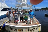 38 ft. Out Island Sport Yacht 38' Express Fisherman Offshore Sport Fishing Boat Rental West Palm Beach  Image 2