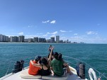 32 ft. Monterey Boats 328SS Express Cruiser Boat Rental Miami Image 11